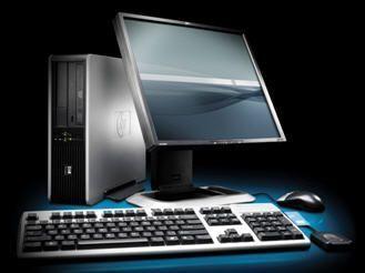 HP COMPAQ DC5800 SFF.