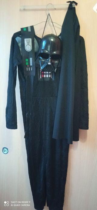 Star Wars - Disfraz de Darth Vader para niño