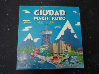 Ciudad Machi Koro + Expansión
