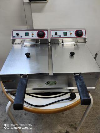 FREIDORA ELECTRICA INDUSTRIAL