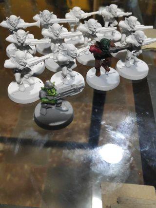 Goblins con Rifle