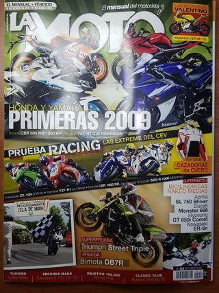 Revista LaMoto Triumph Street Triple