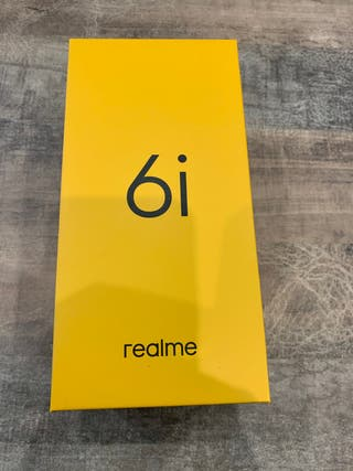 Realme 6i 128gb nuevo
