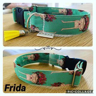 Collar Frida Kahlo