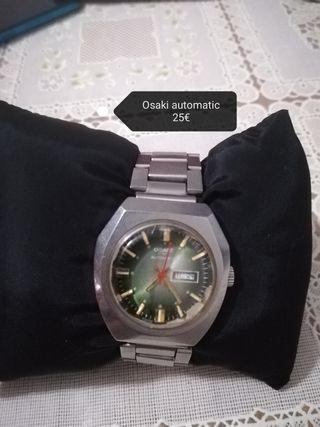 osaki reloj antiguo