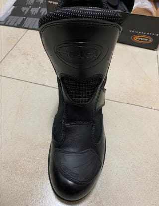 Botas Moto Held Vamos Waterproof Black
