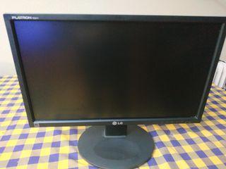Monitor ordenador full HD 22 pulgadas, LG