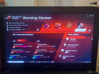 Asus gaming GL502V