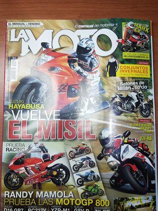 Revista Suzuki Hayabusa