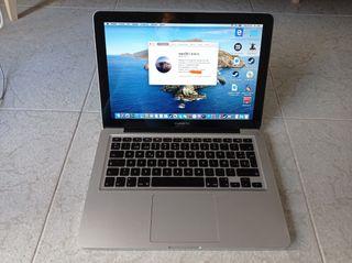 Macbook pro I5 2,5Ghz 8gb 500Gb Ssd mediados 2012