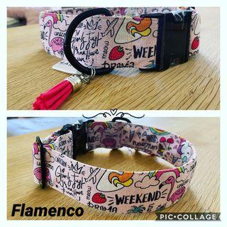 Collar Unicornio Flamenco