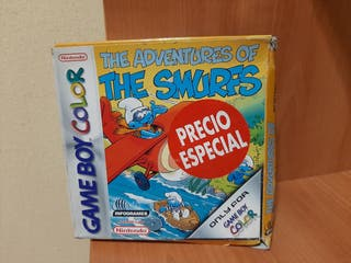 The Adventures of The Smurfs for Nintendo Game Boy