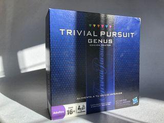 Juego de mesa Trivial Pursuit Genus Edición Master