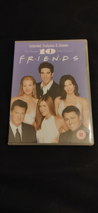 Serie FRIENDS Temporada 10