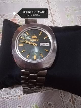 orient reloj antiguo