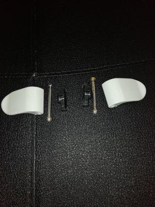 clips del manillar de bugaboo