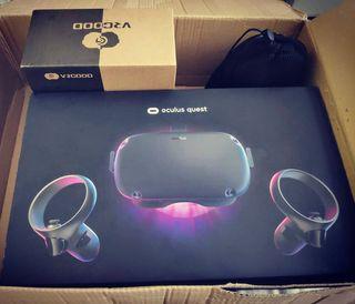 Gafas Oculus Quest 64 GB + Accesorios