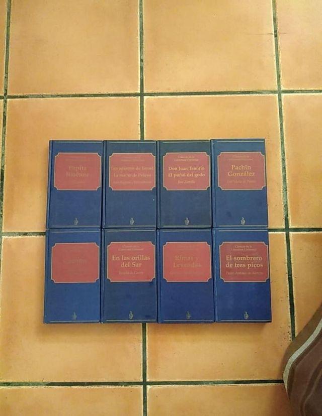 Libros clásico de la literatura universal