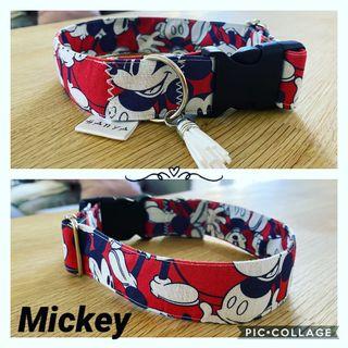 Collar Mickey
