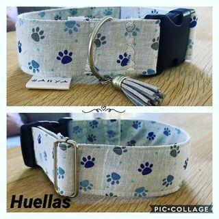 Collar Huellitas