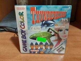 Thunderbirds - Game Boy Color - PA