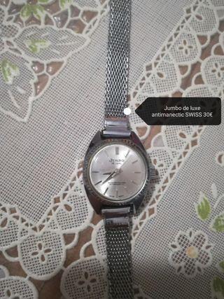 jumbo reloj antiguo