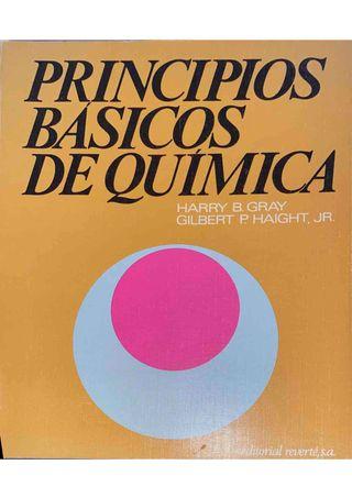 PRINCIPIOS BÁSICOS DE QUÍMICA. ISBN 84-291-7200-9
