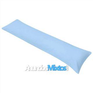 Almohada corporal para dormir de lado 40x145 cm az