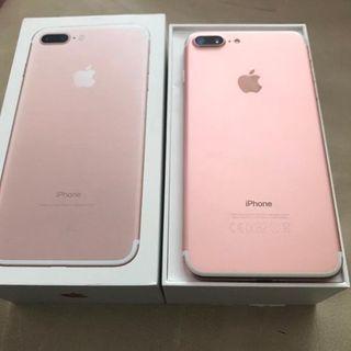 iPhone 7 Plus 32Gb Rosa 100% Bateria COMO NUEVO
