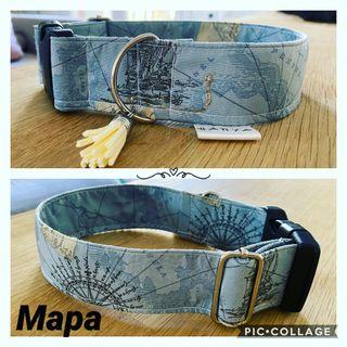 Collar Mapa