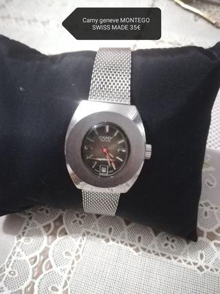 camy reloj antiguo