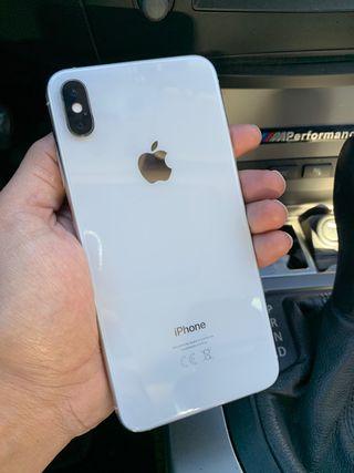 iPhone XS Max 64Gb Blanco 91% Batería GARANTIA