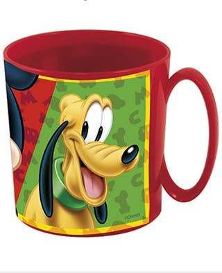 Mickey Mouse Taza plastico microondas 36 cl (STOR