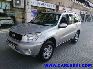 Toyota Rav4 2.0 VVTi Luna 4X4