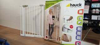 valla de seguridad para bebes