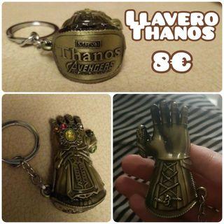 Llavero nuevo Thanos Marvel
