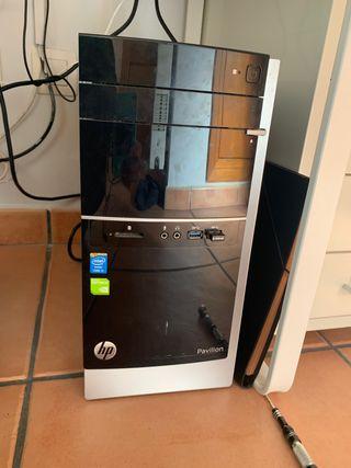 Hp pc Intel i3, 4gb ram, 500 hd. W10