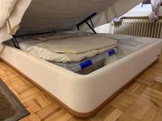 Canapé abatible arcón 1,50 cm