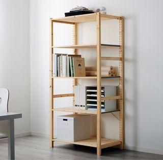 Estantería Madera Ikea en perfecto estado