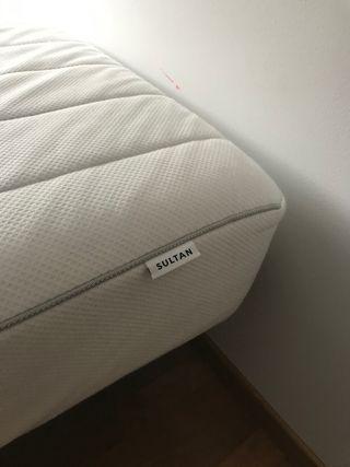 Colchon SULTAN Ikea