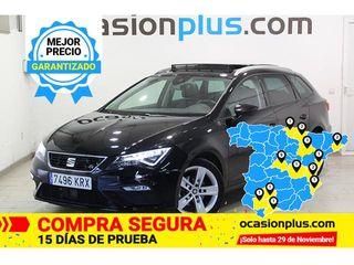 SEAT Leon ST 1.4 TSI SANDS FR 92 kW (125 CV)