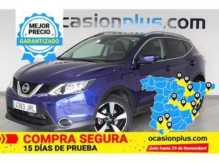 Nissan Qashqai DIG-T 115 Acenta 4x2 XTronic 85 kW (115 CV)