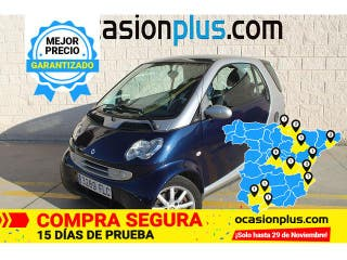 Smart ForTwo Coupe 45 Pure 45 kW (61 CV)