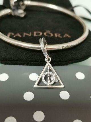 Charm Pandora Plata Harry Potter