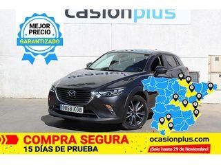 Mazda CX-3 2.0 SKYACTIV GE Luxury White 2WD AT 88 kW (120 CV)