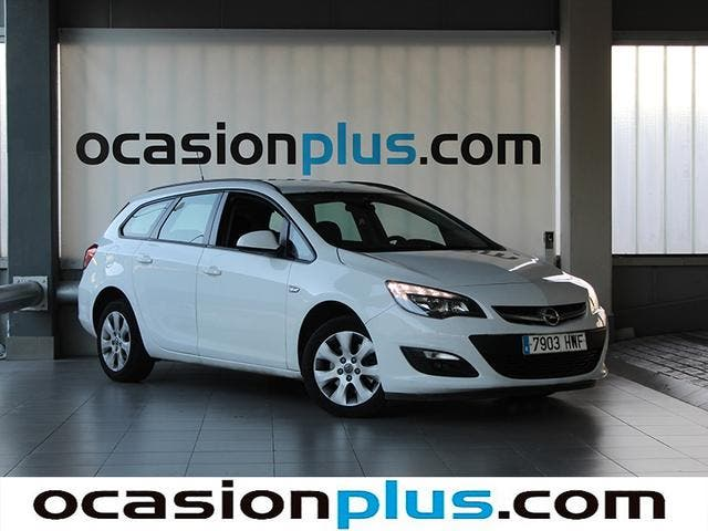 Opel Astra Sport Tourer 1.7 CDTI Business 96 kW (130 CV)