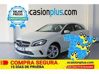 Mercedes-Benz Clase A 180 d Urban 80 kW (109 CV)