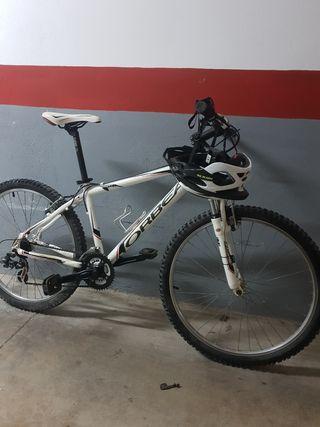 Vendo bici de montaña talla s ORBEA