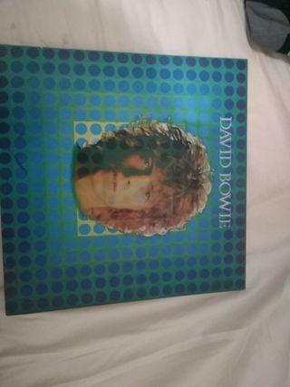 Vinilo de David Bowie