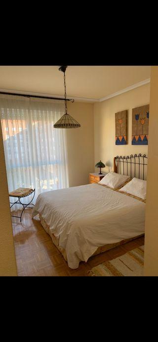 Dormitorio de matrimonio. Miranda de Ebro.